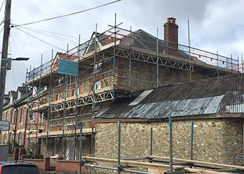 roofing-scaffolding